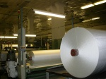 Polyester cord fabric